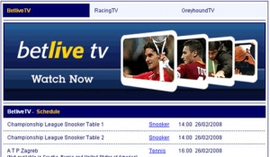 BetLive TV