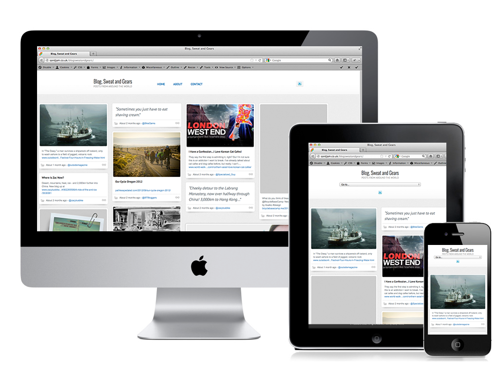 Building a Responsive Design: Top Tips
