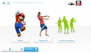 Launching Nintendo Wii U