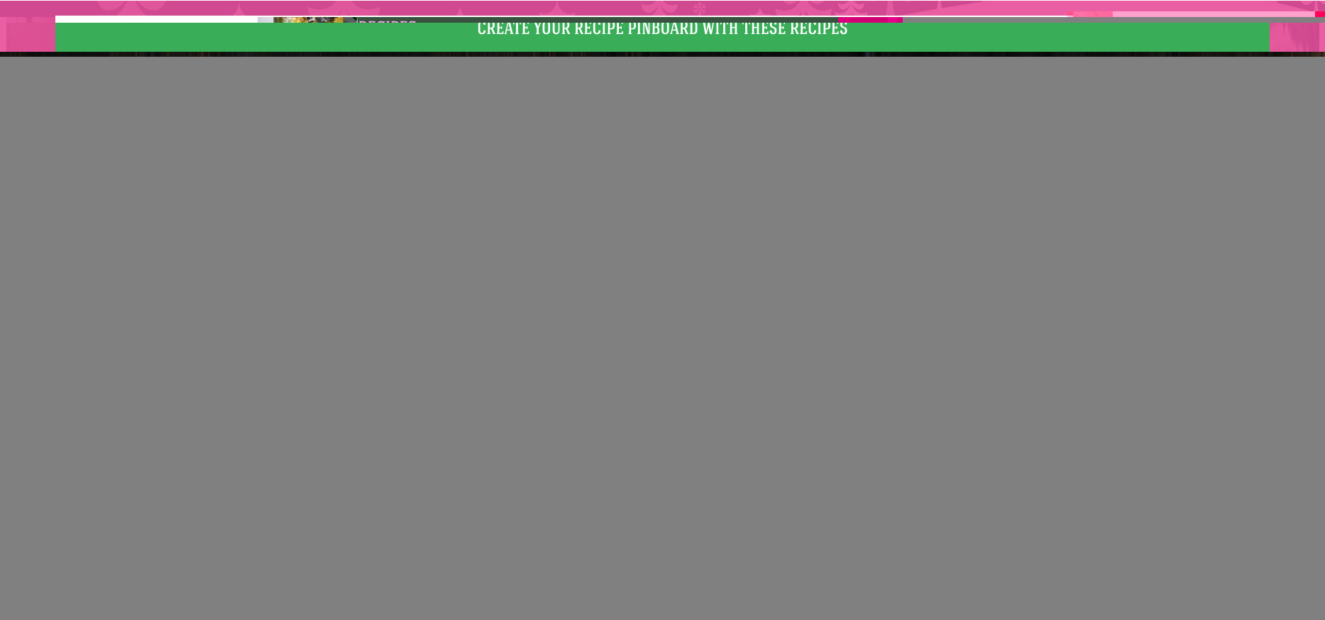 You can publish your recipe matches back to Pinterest