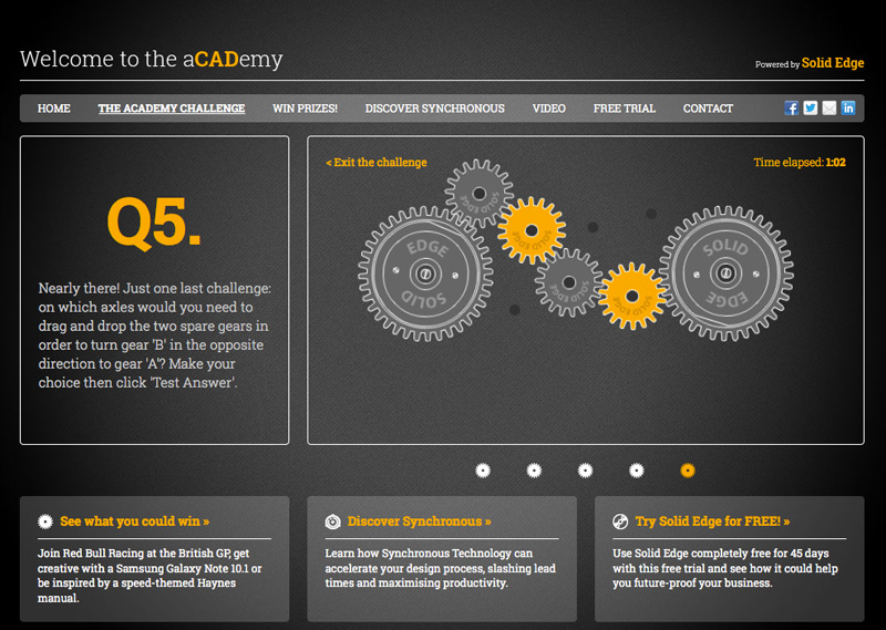 Rotating animation with CSS3